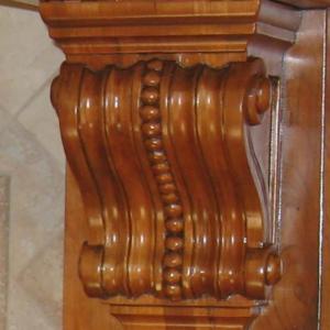 Baroque Corbel