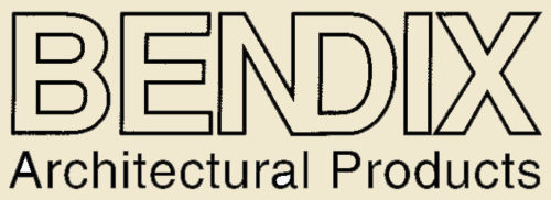 Bendix logo cream