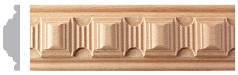 """5/8"""" x 2 3/8"""" Carved Moulding"""