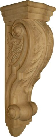 Ancona Corbel with Acanthus Leaves