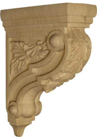Athens Bar Corbel with Acanthus Leaves