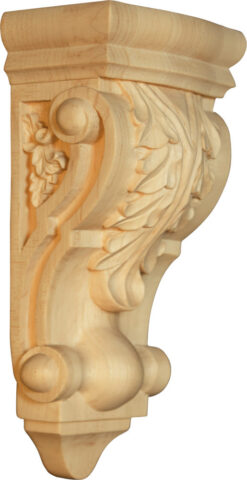 Barcelona Corbel with Acanthus Leaves