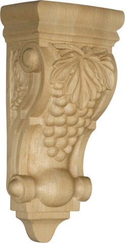 Barcelona Corbel with Grapes
