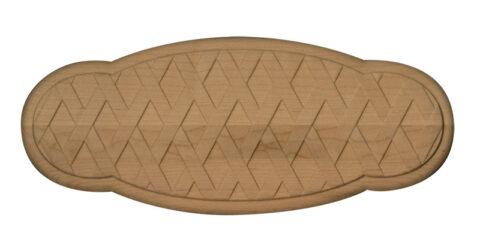 Basketweave Center Panel