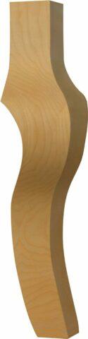 Cabriole Coffee Table Leg