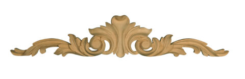 Covered Acanthus Leaf Pull (Oversized)