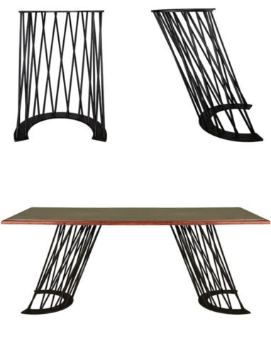 Cromford Double Pedestal Base