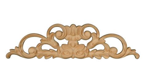 Embossed Center Ornament