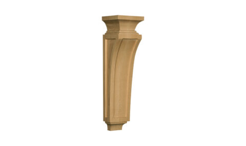 Extended Arts & Crafts Corbel