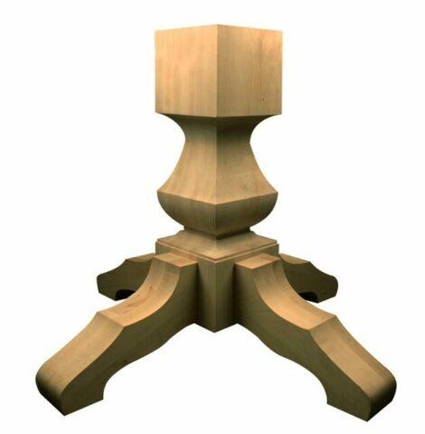 Extended Transitional Pedestal Kit