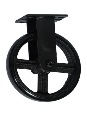 "Fixed Base Caster 8"" Wheel"