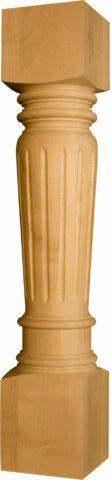 Fluted Islander Leg