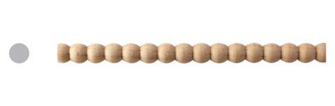 Full Round Pearl Beading (3ft stick)
