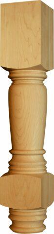 Massive Concord Island Leg