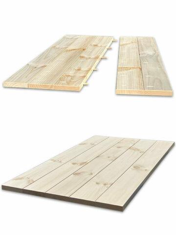 Rustic Plank Table Kit
