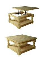 Shanty to Chic Lift Table