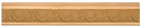 Small Egg & Dart Crown Moulding