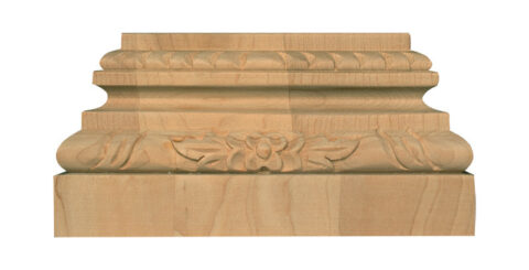 Small Pilaster Base