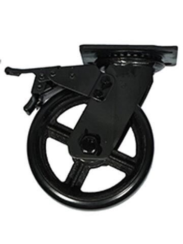 """Swivel Lock Caster 6"""" Wheel"""
