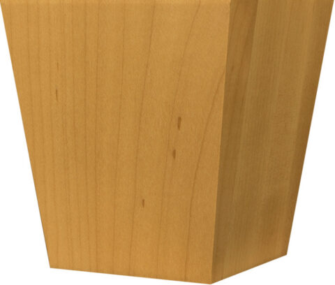 Tapered (4-sided) Square Foot