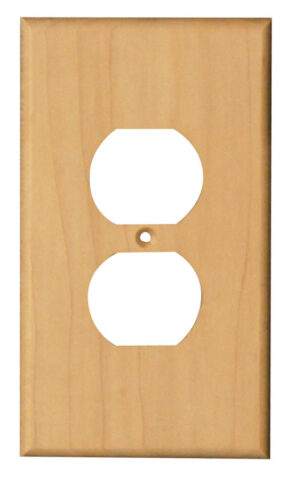 Traditional Duplex Outlet Cover
