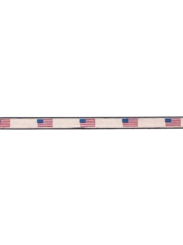U.S. Flag Inlay Strip