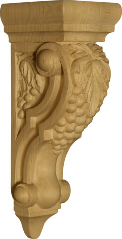 Venice Corbel with Grapes
