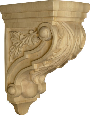 Verona Corbel with Acanthus Leaves