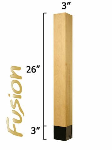 Weston Fusion Table Leg